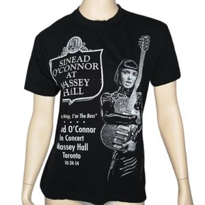 Sinead O'Connor at Massey Hall 2014 Band Music Tee
